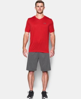 Best Seller Men's UA Tech™ V-Neck T-Shirt LIMITED TIME: FREE SHIPPING 3 Colors $24.99