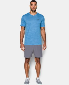 Men's UA Tech™ V-Neck T-Shirt LIMITED TIME: FREE SHIPPING  $22.49