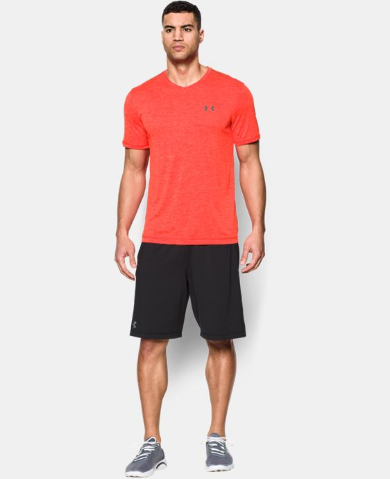 Best Seller Men's UA Tech™ V-Neck T-Shirt LIMITED TIME: FREE U.S. SHIPPING 2 Colors $18.99 to $24.99