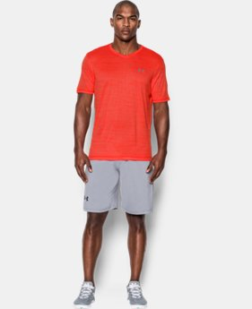 Best Seller Men's UA Tech™ V-Neck T-Shirt LIMITED TIME OFFER + FREE U.S. SHIPPING 1 Color $18.99 to $24.99
