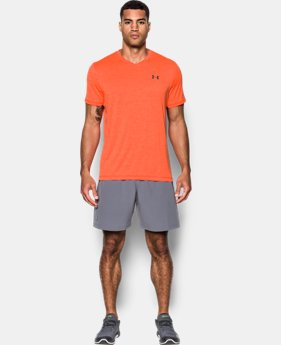 Best Seller Men's UA Tech™ V-Neck T-Shirt  4 Colors $19.99