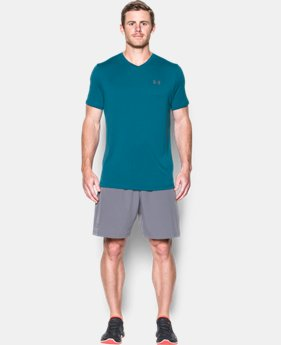 Best Seller Men's UA Tech™ V-Neck T-Shirt  3 Colors $19.99