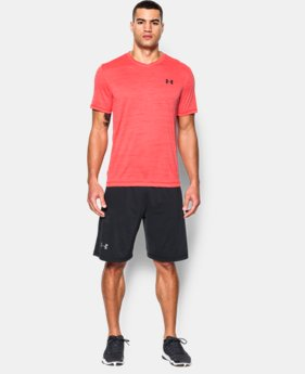 Men's UA Tech™ V-Neck T-Shirt LIMITED TIME OFFER + FREE U.S. SHIPPING 2 Colors $18.74