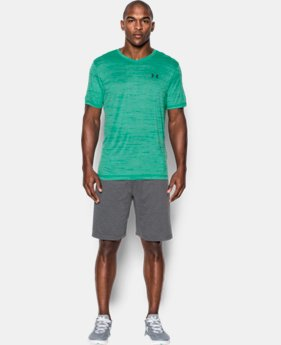Men's UA Tech™ V-Neck T-Shirt  1 Color $19.99