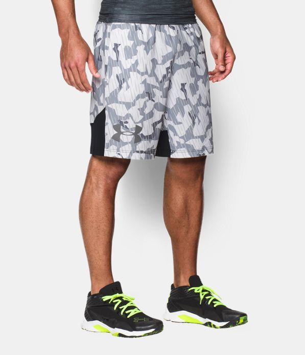 Men's UA Combine® Training Turret Camo Shorts | Under Armour US
