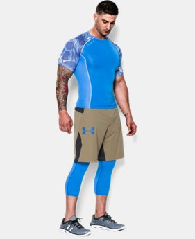 Men's UA Combine® Training Ascent MMA Shorts