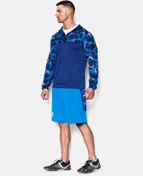 Men's UA Combine® Training Storm ¼ Zip Hoodie
