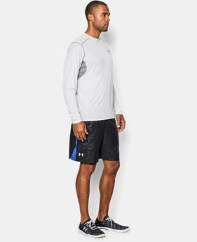 "Men's UA Launch Run 7"" Printed Shorts"