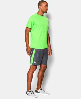 "Men's UA Launch Embossed 7"" Run Shorts"