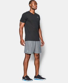 "Men's UA Launch Run 7"" Printed Shorts   $26.99"