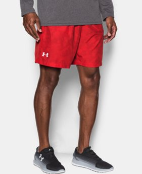 "Men's UA Launch Run 7"" Printed Shorts  1 Color $20.99 to $26.99"