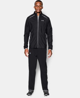 Men's UA Storm Launch Run Jacket EXTRA 25% OFF ALREADY INCLUDED 1 Color $35.99 to $55.99