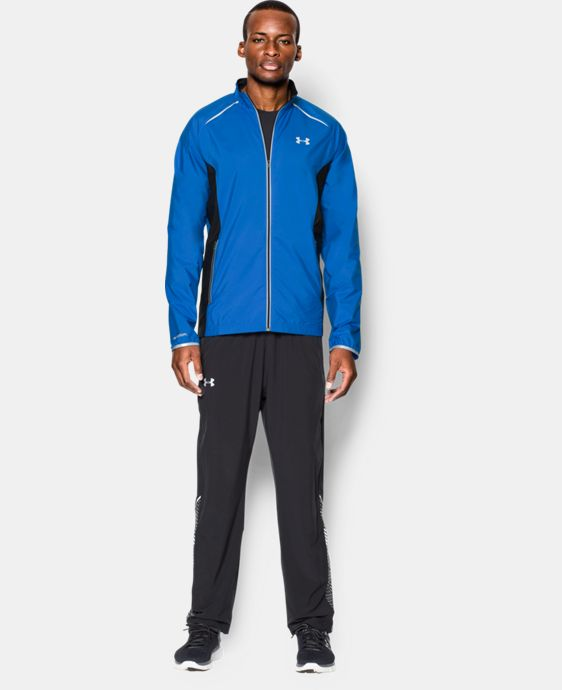 Men's UA Storm Launch Run Jacket  1 Color $53.99