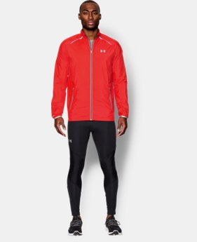 Men's UA Storm Launch Run Jacket LIMITED TIME: FREE U.S. SHIPPING 1 Color $47.99 to $59.99
