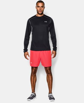 Men's coldblack® Run Long Sleeve  1 Color $33.99