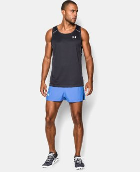 Men's coldblack® Run Singlet LIMITED TIME: FREE U.S. SHIPPING 1 Color $22.99