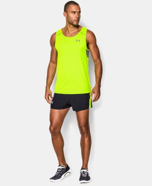 Men's coldblack® Run Singlet LIMITED TIME: FREE U.S. SHIPPING  $21.99 to $22.99