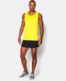 Men's coldblack® Run Singlet