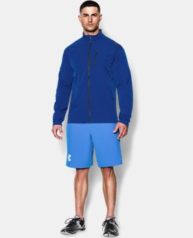 Men's UA Combine® Training Flurry Storm Jacket  1 Color $59.99