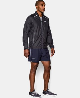 "Men's UA Launch Reflect 5"" Run Shorts"