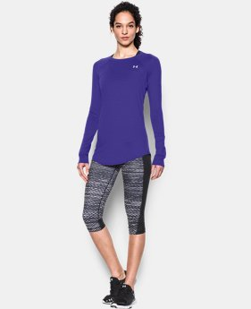 Best Seller Women's UA Sunblock 50 Long Sleeve   $49.99