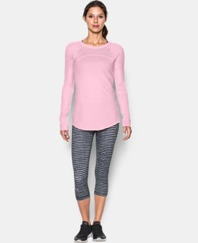 Women's UA Sunblock 50 Long Sleeve  1 Color $59.99