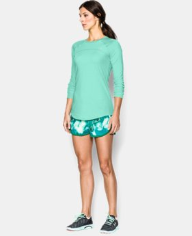 Women's UA Sunblock 50 Long Sleeve