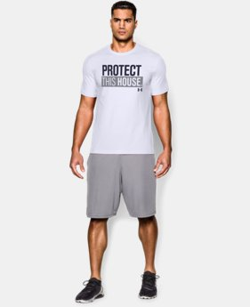 Men's UA PTH® T-Shirt LIMITED TIME: FREE U.S. SHIPPING 1 Color $14.24 to $18.99