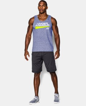 Men's UA Graphic Tank LIMITED TIME: FREE U.S. SHIPPING 1 Color $18.99