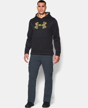 Men's UA Storm Caliber Hoodie – Tall LIMITED TIME: FREE U.S. SHIPPING 2 Colors $39.74