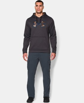 Men's UA Storm Caliber Hoodie – Tall LIMITED TIME: FREE U.S. SHIPPING 1 Color $39.74 to $41.99