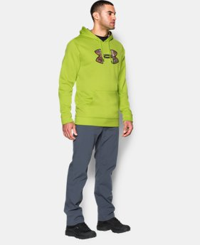 Men's UA Storm Caliber Hoodie – Tall  1 Color $39.74