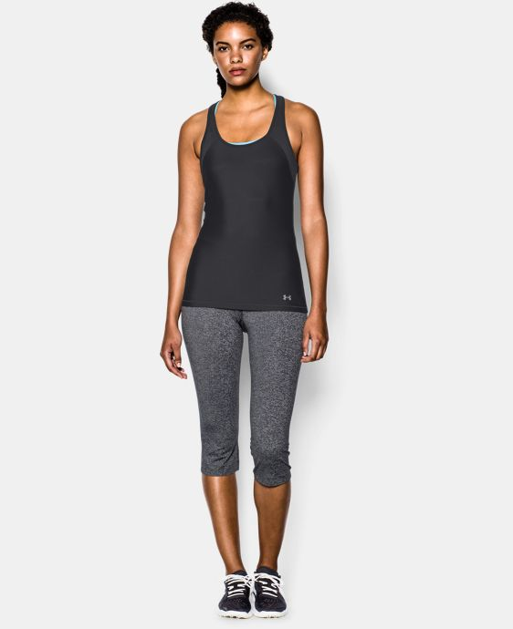 Women's UA HeatGear® Armour Mesh Tank LIMITED TIME: FREE U.S. SHIPPING 1 Color $14.99