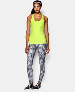 Women's UA HeatGear® Armour Mesh Tank LIMITED TIME: FREE U.S. SHIPPING 11 Colors $14.99 to $21.99