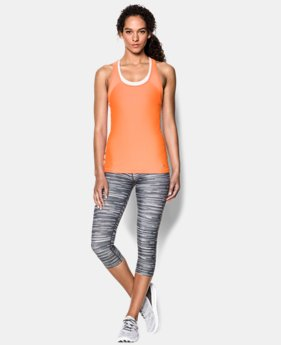 Women's UA HeatGear® Armour Mesh Tank