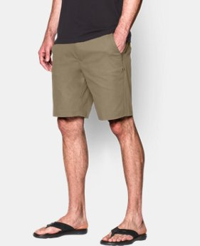 Best Seller Men's UA Performance Chino Shorts  3 Colors $69.99