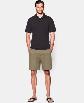New Arrival  Men's UA Performance Chino Shorts LIMITED TIME: FREE SHIPPING 1 Color $79.99
