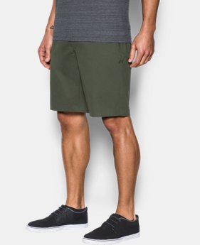 Best Seller  Men's UA Performance Chino Shorts  4 Colors $79.99