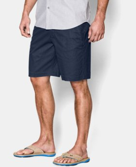 Men's UA Performance Chino Shorts  1 Color $48.99