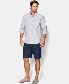 New Arrival  Men's UA Performance Chino Shorts LIMITED TIME: FREE SHIPPING  $79.99