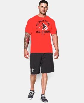 Men's UA Combine® Training Snake Bite T-Shirt