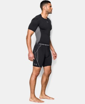 UA HeatGear® ArmourVent™ Compression Shorts  2 Colors $29.99