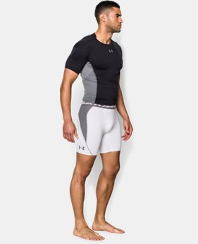 UA HeatGear® ArmourVent™ Compression Shorts   $29.99