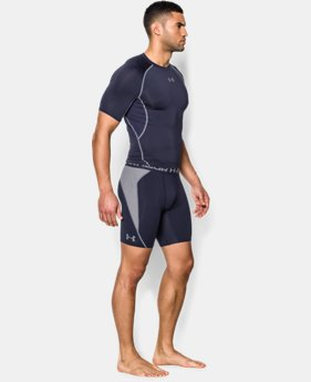 UA HeatGear® ArmourVent™ Compression Shorts