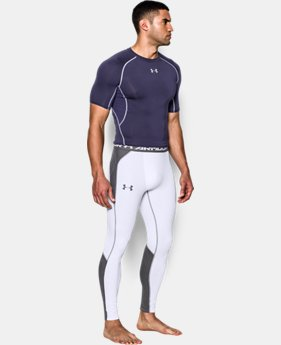 Men's UA HeatGear® ArmourVent™ Compression Leggings  1 Color $29.99 to $37.99