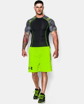 Men's UA Combine® Training Ascent Compression ½ Sleeve