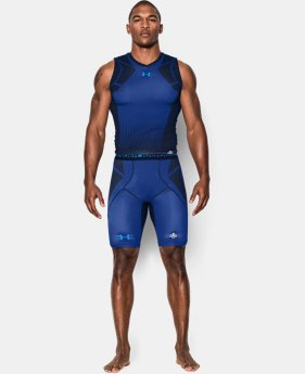 Men's NFL Combine Authentic Compression Shorts
