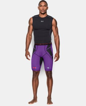 Men's NFL Combine Authentic Compression Shorts   $33.99