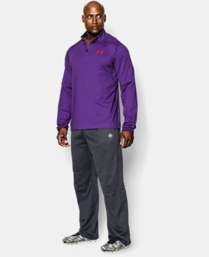 Men's NFL Combine Authentic ColdGear® Infrared ¼ Zip LIMITED TIME: FREE U.S. SHIPPING  $55.99