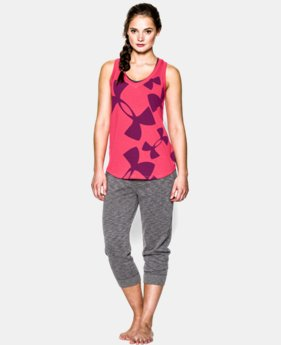 Women's UA Kaleidelogo Scattered Tank